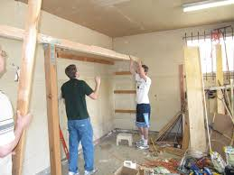 Garage Addition Designs 2x4 Garage Shelves For Space Addition The Better Garages