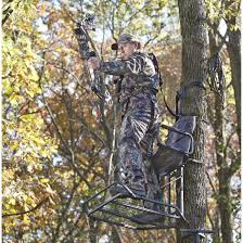 guide gear deluxe hang on tree stand 177427 hang on