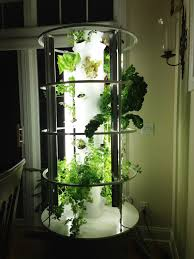 the tower garden simplifies traditional gardening using a unique