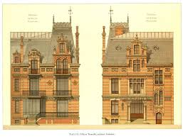 129 best renderings images on pinterest architectural drawings brick facades of the xix century