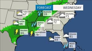 Weather Map Miami by Miami U0027s Weather Forecast For November 4 2014 Youtube