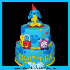 blues clues cake cakecentral com