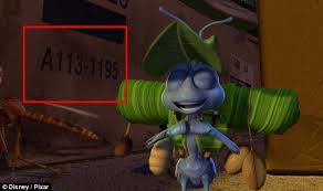 mystery of code u0027a113 u0027 that appears in nearly every pixar film
