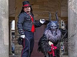 Krampus Halloween Costume Whitby Krampus Run 2017 Whitby Town Parade Whitby North