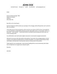 exle resume cover letter underwriter cover letter