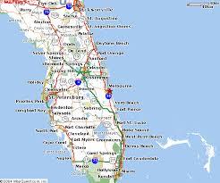 map melbourne fl map of florida melbourne deboomfotografie
