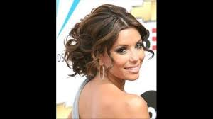 How To Formal Hairstyles by Curly Formal Hairstyle For Medium Length Hair How To Prom