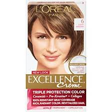 Hair Colors For Light Skin Amazon Com L U0027oréal Paris Excellence Créme Permanent Hair Color