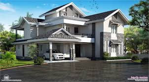 modern home design ideas photo on marvelous modern style green sloping roof house villa design kerala home and floor picture with breathtaking modern contemporary green plans