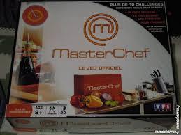 jeux de cuisine masterchef achetez master chef le jeu occasion annonce vente à chambéry 73