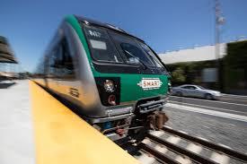 North Bay Fire Ban Status by North Bay U0027s Smart Train To Start Service Next Week Sfgate