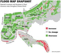 New Orleans City Map by Fema And City Officials To Hold Workshop On New Flood Insurance