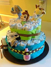 diaper cake my crazy blessed life