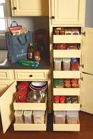 Kitchen Modern Wooden Kitchen Pantry Cabinets And Storage - Black kitchen pantry cabinet