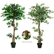 tronc d arbre artificiel arbre artificiel plante ficus benjamina www papaye citron com