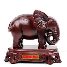 lucky elephant feng shui crafts ornaments living room entrance bar