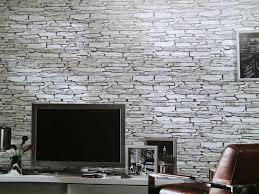 Wohnzimmer Pflanzen Ideen Wohnzimmer Steintapete Unpersönliche Auf Moderne Deko Ideen Auch