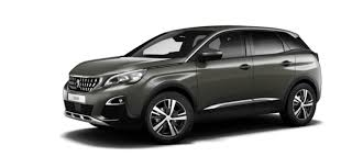 list of peugeot cars peugeot 3008 colours guide and prices carwow
