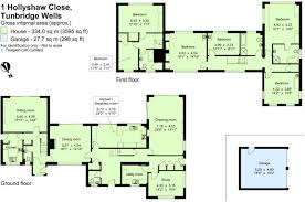 House Plan 45 8 62 4 6 Bedroom Detached House For Sale In Hollyshaw Close Camden Park