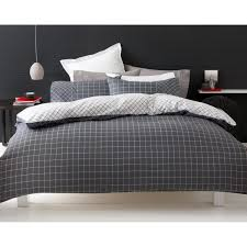 Bedroom Set Kmart Trent Quilt Cover Set Queen Bed Kmart