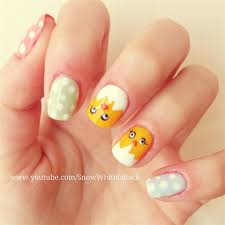 130 best easter nails images on pinterest easter nail art nail