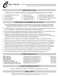 Administrator Resume Sample by Sample Resume Receptionist Administrative Assistant Sample