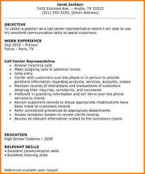 Sample Call Center Agent Resume by 9 Customer Service Call Center Resume Worker Resume
