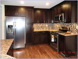 kitchen color trends with dark cabinets painting home design