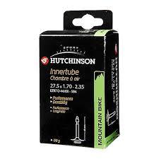 chambre à air butyl chambre à air ch air butyl 27 5x1 70 2 35 presta 48mm hutchinson