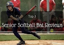 senior softball bat reviews top 3 best senior slowpitch softball bat reviews 2018