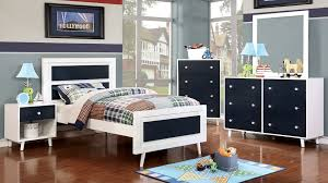 Teenage Bedroom Sets Alivia Youth Bedroom Set Blue Kids Room Sets Kids And Youth
