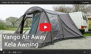 Vango Inflatable Awnings Reimo Tour Easy Campervan Awning 149 Van Pinterest