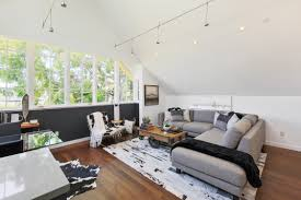 hidden castro barn turned contemporary home asks 1 9 million the soaring steepled ceilings which run throughout most of the home make this castro abode a statement piece