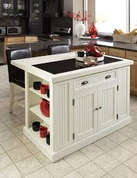 kitchen island granite top beachcrest home rabin kitchen island with granite top reviews