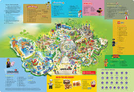 Legoland Map Legoland Water Park Atlas Travels