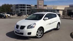 2010 pontiac vibe wgn fwd clean used car peterborough kawartha