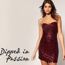 best new years dresses black dress shining trends