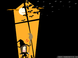 cartoon ghost halloween background halloween witches wallpapers group 68