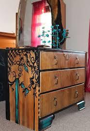 painted furniture diy hand painted furniture hometalk