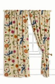 Curtains With Trees On Them Curtain Ideas White Curtains With Birds On Them Curtains With