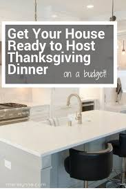 getting your house ready for thanksgiving dinner merelynne