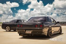 stanced nissan skyline racefriv com two of a kind black skyline