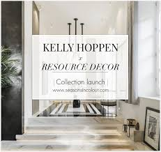 launch kelly hoppen x resource decor seasons in colour