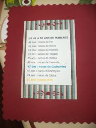 41 ans de mariage noces de cachemire pré des sources