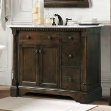 Vanity For Bathroom Sink Bathroom Vanities Hayneedle