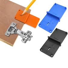 kitchen cabinet door hinge drill bit 35mm 40mm hinge drilling guide locator opener template door cabinets diy tools for woodworking tools set