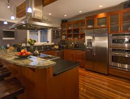 Planning A Kitchen Island by How Much Room For A Kitchen Island Edgewood Cabinetry