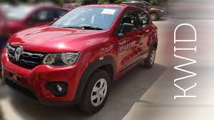renault kwid red colour renault kwid are you kwidding me youtube