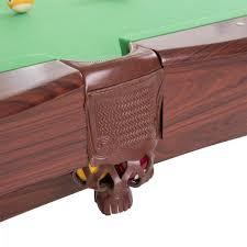 triumph sports pool table triumph sports 45 6784 santa fe 89 inch billiard table
