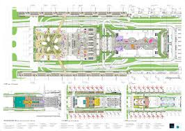 Bus Terminal Floor Plan Design Talkairports Rsh P Design Chosen For Taiwan Taoyuan International